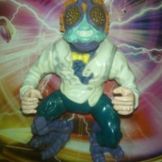 Figuras y Muñecos Tortugas Ninja: FIGURA BAXTER STOCKMAN TORTUGAS NINJA TMNT - PLAYMATES - 1989. Lote 92763530