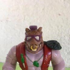 Figuras y Muñecos Tortugas Ninja: MUTANTE BEBOP TMNT TORTUGAS NINJA 1992 MIRAGE PLAYMATES TOYS 2 MUÑECOS EN UNO ARTICULADO CORRECTO . Lote 94921795