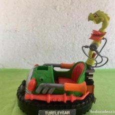 Figuras y Muñecos Tortugas Ninja: TMNT VEHICULO DON LOCO CARNAVAL MUTANTE COCHE TORTUGAS NINJA 1991 PLAYMATES TOYS. Lote 94928175