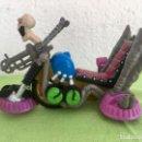 Figuras y Muñecos Tortugas Ninja: PSYCHOCYCLE PSYCHO CYCLE TMNT TORTUGAS NINJA MUTANTES 1990 MIRAGE STUDIOS PLAYMATES VEHICU. Lote 95266283
