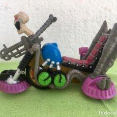 Figuras y Muñecos Tortugas Ninja: NINJA TORTUGAS PSYCHOCYCLE PSYCHO CYCLE TMNT TORTUGAS NINJA MUTANTES 1990 MIRAGE STUDIOS PLAYMATES. Lote 95266283