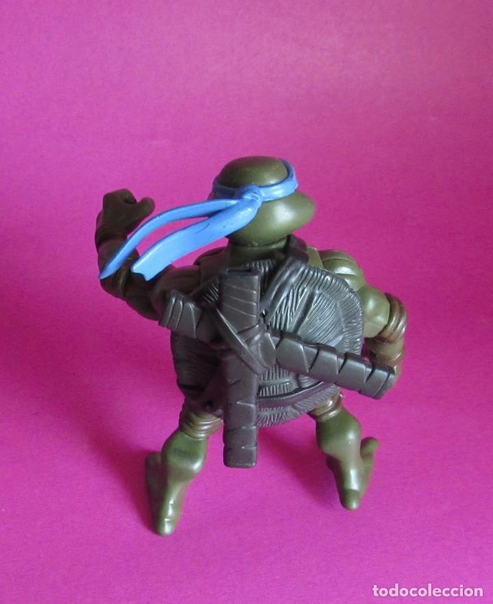 Figuras y Muñecos Tortugas Ninja: TORTUGAS NINJA - MIRAGE STUDIOS PLAYMATES TOYS 2002 - Foto 3 - 95674519