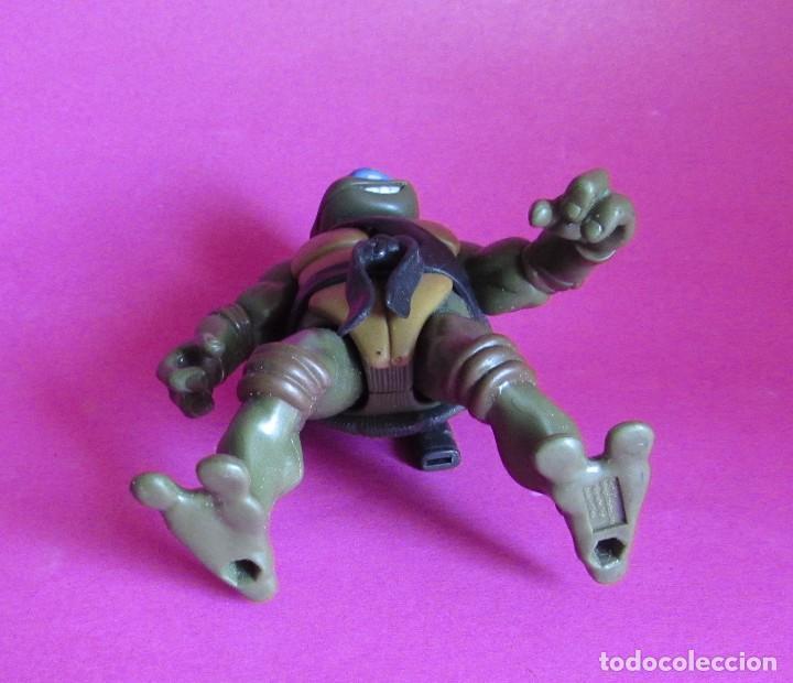 Figuras y Muñecos Tortugas Ninja: TORTUGAS NINJA - MIRAGE STUDIOS PLAYMATES TOYS 2002 - Foto 4 - 95674519