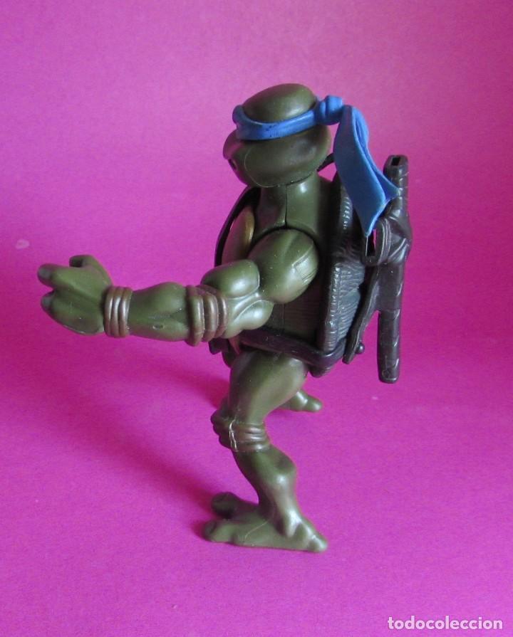 Figuras y Muñecos Tortugas Ninja: TORTUGAS NINJA - MIRAGE STUDIOS PLAYMATES TOYS 2002 - Foto 8 - 95674519