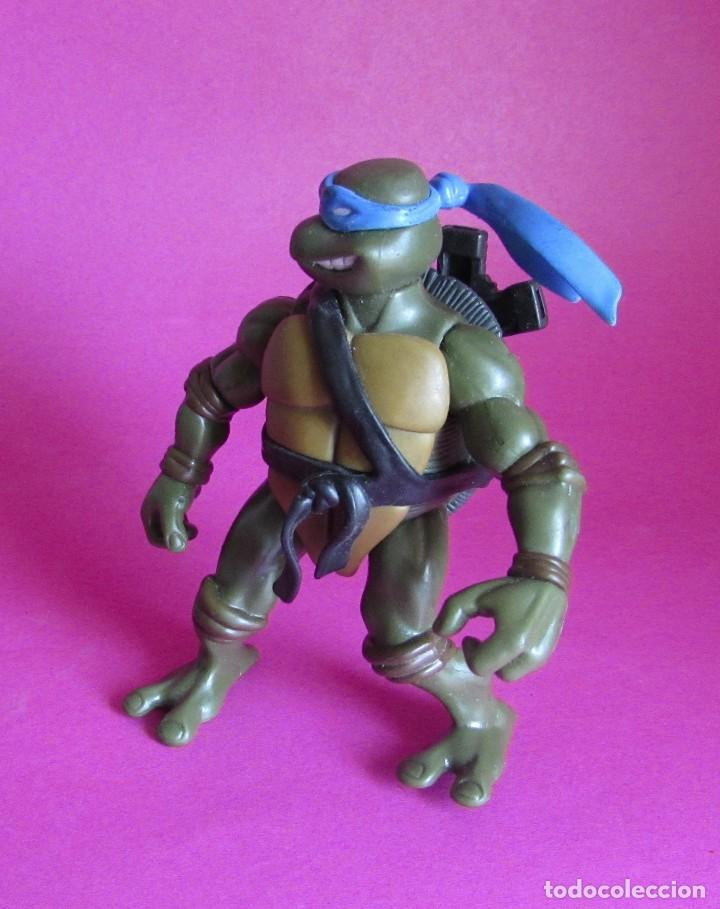 Figuras y Muñecos Tortugas Ninja: TORTUGAS NINJA - MIRAGE STUDIOS PLAYMATES TOYS 2002 - Foto 9 - 95674519