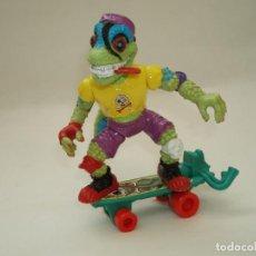 Figuras y Muñecos Tortugas Ninja: TORTUGAS NINJA MONDO GECKO TMNT VINTAGE PLAYMATES TOYS 1990. Lote 95935299
