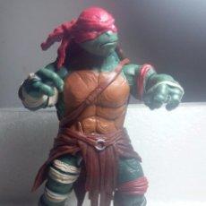 Figuras y Muñecos Tortugas Ninja: LOTE TORTUGA NINJA RAPHAEL - PLAYMATES. Lote 97609599