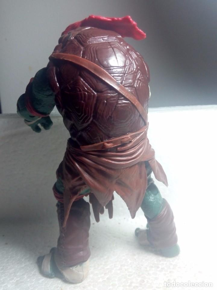Figuras y Muñecos Tortugas Ninja: Lote tortuga ninja Raphael - Playmates - Foto 2 - 97609599