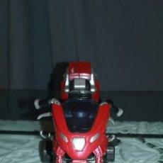 Figuras y Muñecos Tortugas Ninja: MOTO TORTUGAS NINJA RAPHAEL 2007 MIRAGE STUDIOS.INC PLAYMATES TOYS. Lote 97814526