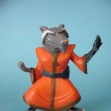 Figuras y Muñecos Tortugas Ninja: TMNT TORTUGAS NINJA SPLINTER FIGURA DE PVC DE 6 CM. Lote 98017183