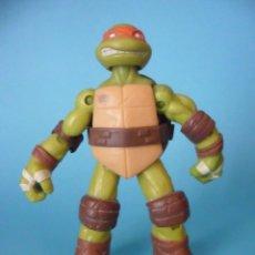 Figuras y Muñecos Tortugas Ninja: TMNT TEENAGE MUTANT NINJA TURTLES MICHELANGELO VIACOM PLAYMATES 2012. Lote 98085987