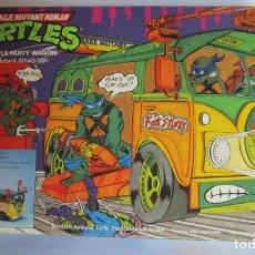 Figuras y Muñecos Tortugas Ninja - TORTUGAS NINJA DE BANDAI, ANFIBIO MUTANTE, EN CAJA. CC - 100016663