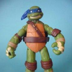 Figuras y Muñecos Tortugas Ninja: TMNT TEENAGE MUTANT NINJA TURTLES LEONARDO VIACOM PLAYMATES 2012. Lote 100461271