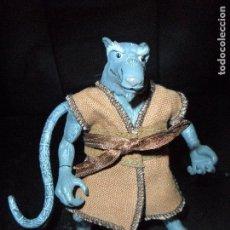Figuras y Muñecos Tortugas Ninja: SPLINTER, MAESTRO ASTILLA - LAS TORTUGAS NINJA 2002 - PLAYMATES . Lote 100741391