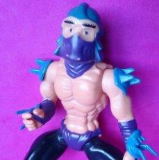 Figuras y Muñecos Tortugas Ninja: FIGURA SHREDDER TORTUGAS NINJA PLAYMATES TOYS 1988 MIRAGE STUDIOS. Lote 101068575