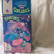Figuras y Muñecos Tortugas Ninja: GARRA MECANICA DEL ATAQUE DE LOS FOOT......TORTUGAS NINJA. Lote 101223267