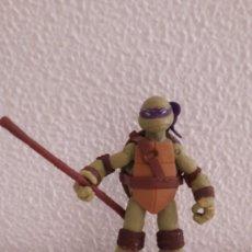 Figuras y Muñecos Tortugas Ninja: FIGURA DE LEONARDO. COMPLETA. TORTUGAS NINJA. TEENAGE MUTANT NINJA TURTLES. PLAYMATE TOYS. Lote 101388867
