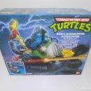 Figuras y Muñecos Tortugas Ninja: TORTUGAS NINJA: VEHICULO DON LOCO CARNAVAL MUTANTE. MARCA BANDAI. NUEVO, A ESTRENAR!. Lote 101687731