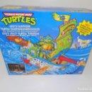 Figuras y Muñecos Tortugas Ninja: TORTUGAS NINJA: BARCO (TUBBOAT). MARCA BANDAI. NUEVO, A ESTRENAR!. Lote 101691091