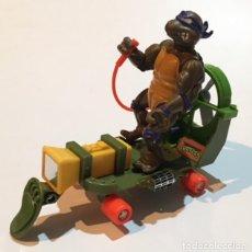 Figuras y Muñecos Tortugas Ninja: CHEAPSKATE DE LAS TORTUGAS NINJA Y MUÑECO MIRAGE STUDIOS 1988 1989. Lote 102550227