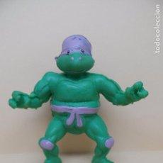Figuras y Muñecos Tortugas Ninja: FIGURA TORTUGAS NINJA BOOTLEG PVC AÑOS 90. Lote 103054943