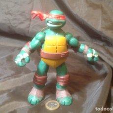 Figuras y Muñecos Tortugas Ninja: FIGURA ARTICULADA TORTUGA NINJA TALK AÑO 2012. Lote 103281240