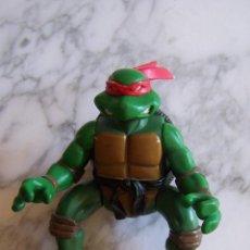 Figuras y Muñecos Tortugas Ninja: TORTUGA NINJA RAPHAEL (TORTUGAS NINJA). PLAYMATES TOYS, 2004.. Lote 103784591