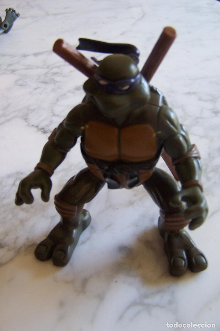 TORTUGA NINJA DONATELLO (TORTUGAS NINJA) (Juguetes - Figuras de Acción - Tortugas Ninja)