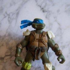 Figuras y Muñecos Tortugas Ninja: TORTUGA NINJA LEONARDO (TORTUGAS NINJA) PLAYMATES TOYS, 2006.. Lote 103785215