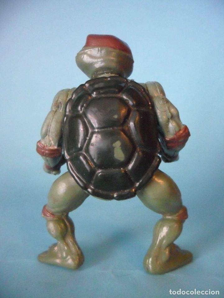 Figuras y Muñecos Tortugas Ninja: RARA VINTAGE TMNT TEENAGE MUTANT NINJA TURTLES FIGURA BOOTLEG - Foto 2 - 104230403