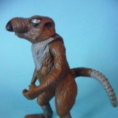 Figuras y Muñecos Tortugas Ninja: TMNT TORTUGAS NINJA SPLINTER FIGURA DE 10,5 CM MIRAGE STUDIOS 1988. Lote 105423511