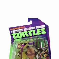 Figuras y Muñecos Tortugas Ninja: TURTLES - DONATELLO - PLAYMATES TOYS. Lote 105800655