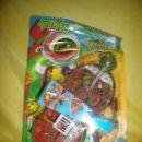 Figuras y Muñecos Tortugas Ninja: TORTUGAS NINJA MINI MUTANTS DE IDEAL, AÑO 1994, NUEVO.. Lote 162540968
