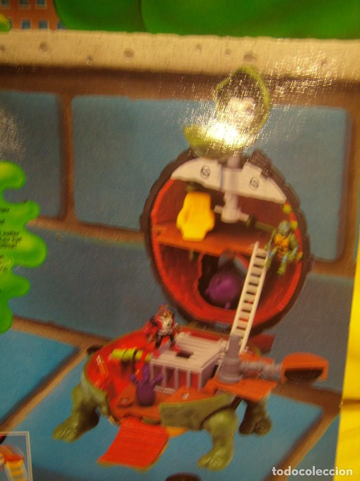 Figuras y Muñecos Tortugas Ninja: Tortugas Ninja mini mutants de Ideal, año 1994, Nuevo sin abrir. - Foto 8 - 162540968