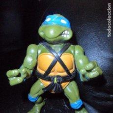Figuras y Muñecos Tortugas Ninja: LEONARDO ORIGINAL - TORTUGAS NINJA SERIE DE TV, SERIE CLASICA 1987. . Lote 106086751