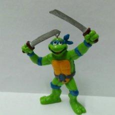 Figuras y Muñecos Tortugas Ninja: LLAVERO TORTUGAS NINJA BULLY FIGURAS PVC TORTUGAS NINJA BULLYLAND TURTTLES NINJA FIGURAS DE ACCIÓN. Lote 106096956