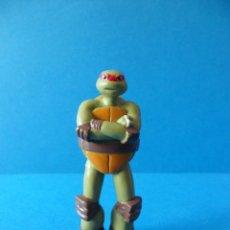 Figuras y Muñecos Tortugas Ninja: FIGURA EN PVC DE TORTUGA NINJA. VIACOM 2013.. Lote 106594627