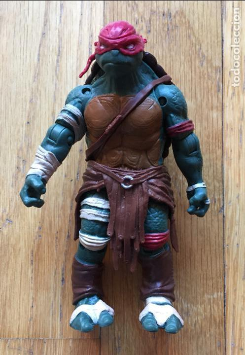 FIGURA TORTUGA NINJA PLAYMATES ARTICULADA (Juguetes - Figuras de Acción - Tortugas Ninja)