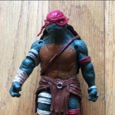 Figuras y Muñecos Tortugas Ninja: FIGURA TORTUGA NINJA PLAYMATES ARTICULADA. Lote 107258815
