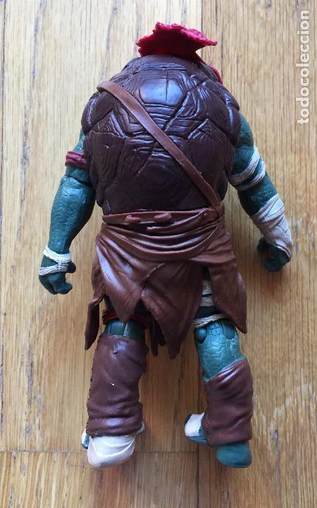 Figuras y Muñecos Tortugas Ninja: FIGURA TORTUGA NINJA PLAYMATES Articulada - Foto 2 - 107258815