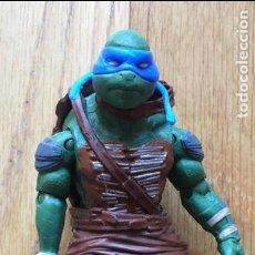 Figuras y Muñecos Tortugas Ninja: FIGURA TORTUGA NINJA PLAYMATES ARTICULADA. Lote 107259019