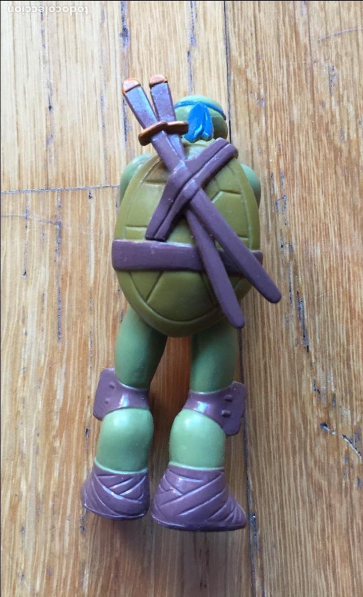 Figuras y Muñecos Tortugas Ninja: LOTE DOS FIGURAS TORTUGA NINJA, VIACOM Ver Fotos - Foto 3 - 107259567