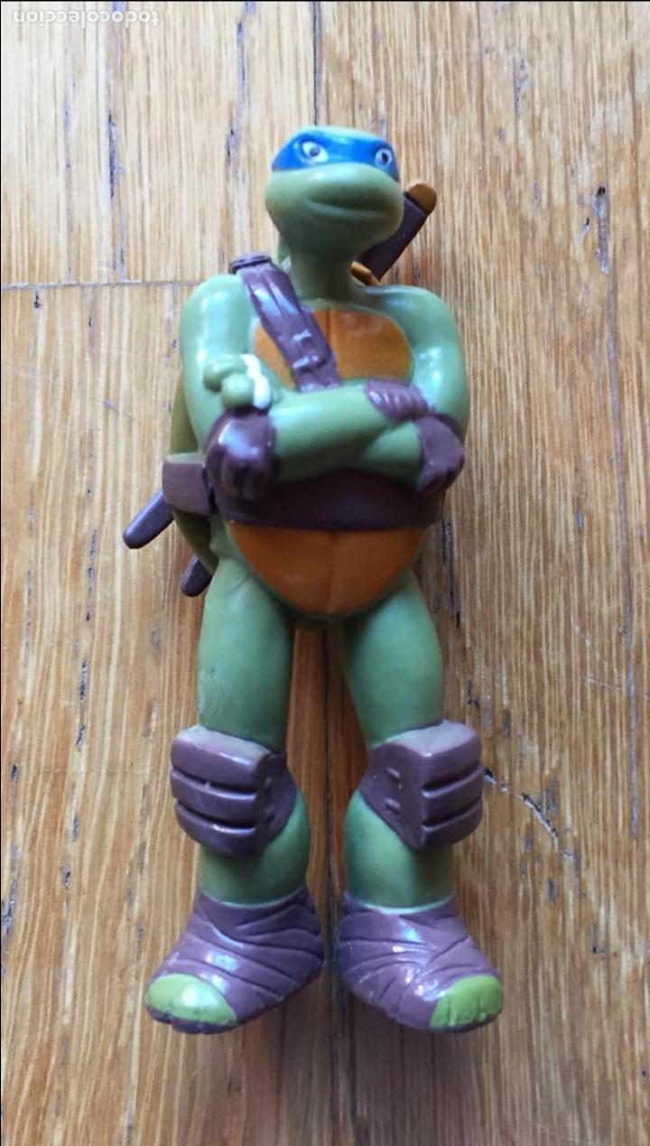 Figuras y Muñecos Tortugas Ninja: LOTE DOS FIGURAS TORTUGA NINJA, VIACOM Ver Fotos - Foto 4 - 107259567