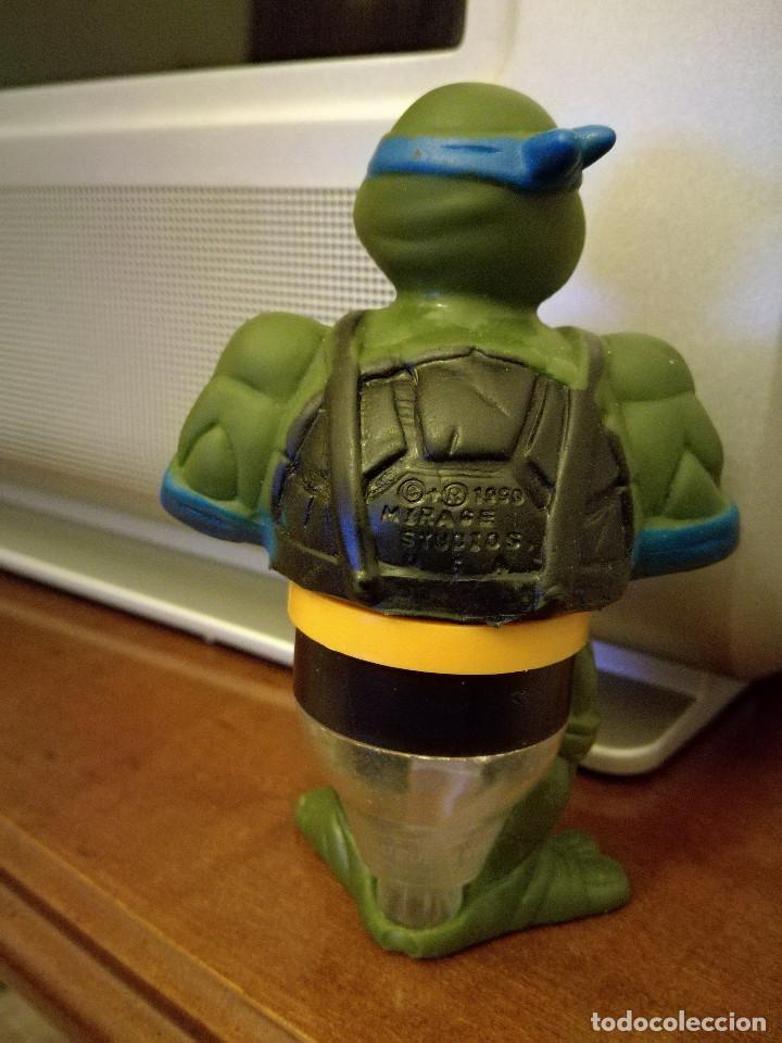 Figuras y Muñecos Tortugas Ninja: Tortugas Ninja Leonardo miguelañez, mirage studios - Foto 2 - 108014371