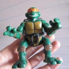 Figuras y Muñecos Tortugas Ninja: TORTUGA NINJA MICHELANGELO (TORTUGAS NINJA). PLAYMATES TOYS, 2004.. Lote 108800039