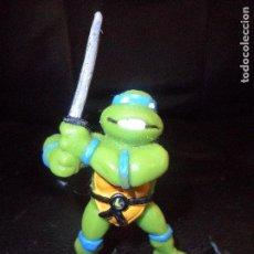 Figuras y Muñecos Tortugas Ninja: LEONARDO - TORTUGAS NINJA FIGURA PVC - MARCA: YOLANDA SPAIN. Lote 109010895