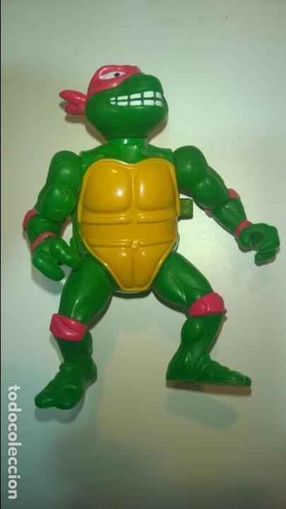 FIGURA TORTUGAS NINJA (Juguetes - Figuras de Acción - Tortugas Ninja)