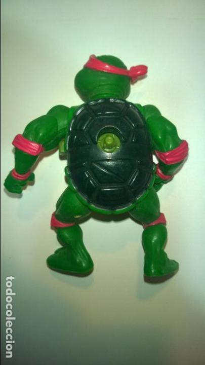 Figuras y Muñecos Tortugas Ninja: figura tortugas ninja - Foto 2 - 109340963