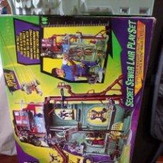 Figuras y Muñecos Tortugas Ninja: TORTUGAS NINJAS LA GUARIDA. Lote 109508987