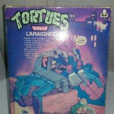 Figuras y Muñecos Tortugas Ninja: KNUCKLEHEAD NUEVO EN CAJA. TEENAGE MUTANT NINJA TURTLES. TORTUGAS NINJA. BANDAI 5018. 1988. TMNT.. Lote 110063792